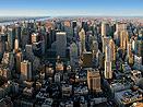 Mestá a príroda východu USA