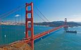 Nejslavnější most světa: Víte, proč je Golden Gate oranžový?