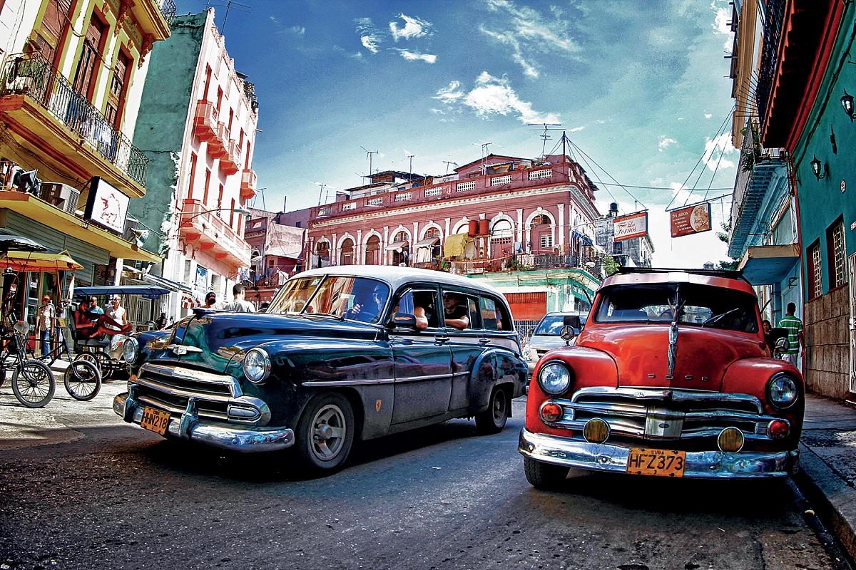 Jednodenný výlet do Havany + návšteva továrne na cigáry