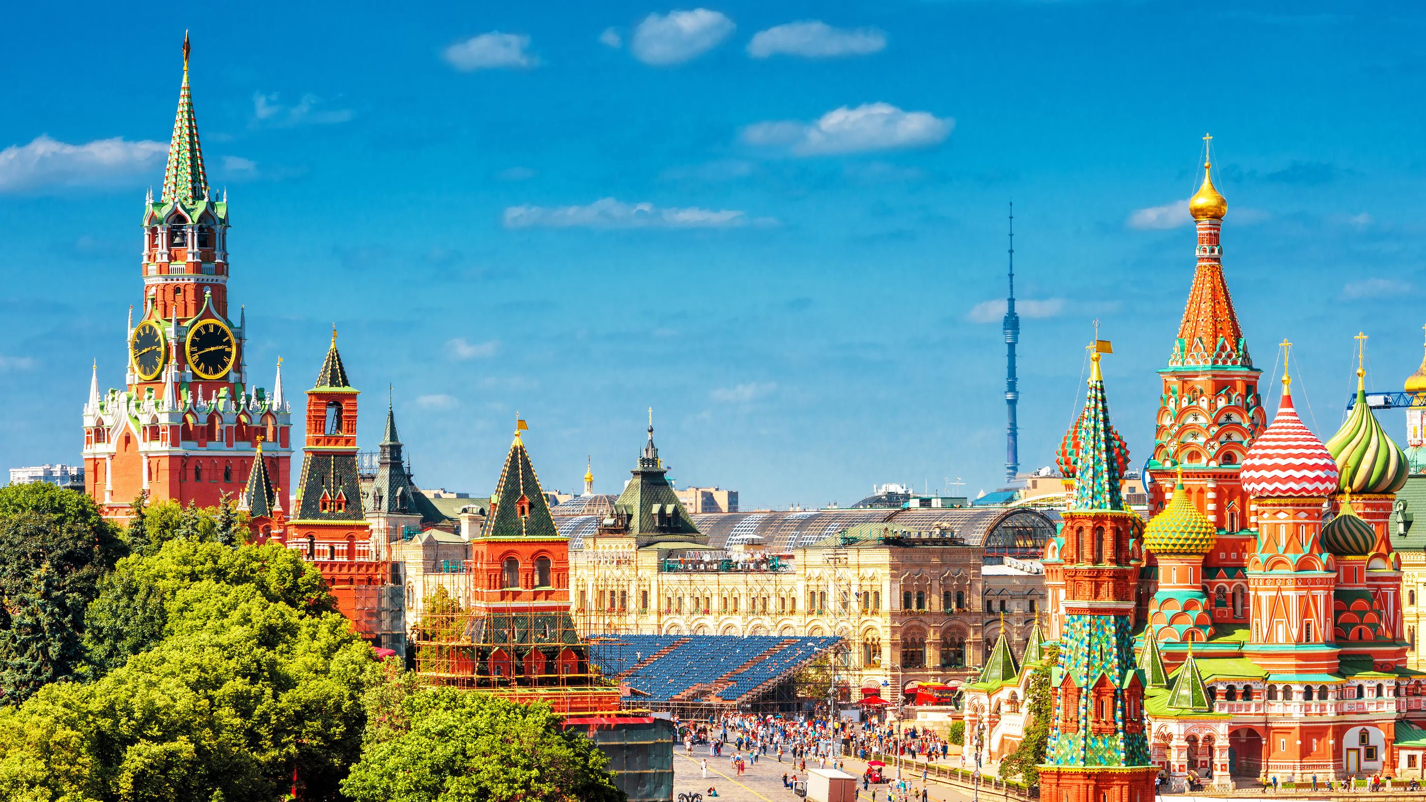 Charakteristický symbol Moskvy