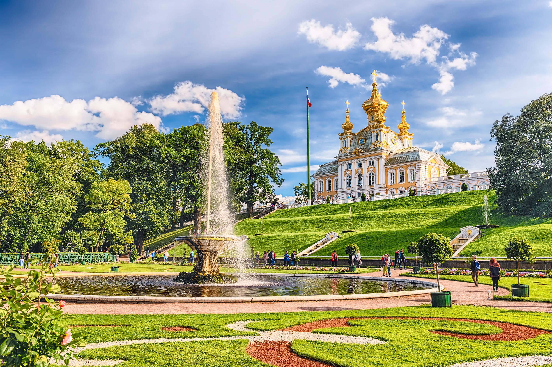 Poldenný výlet z Petrohradu