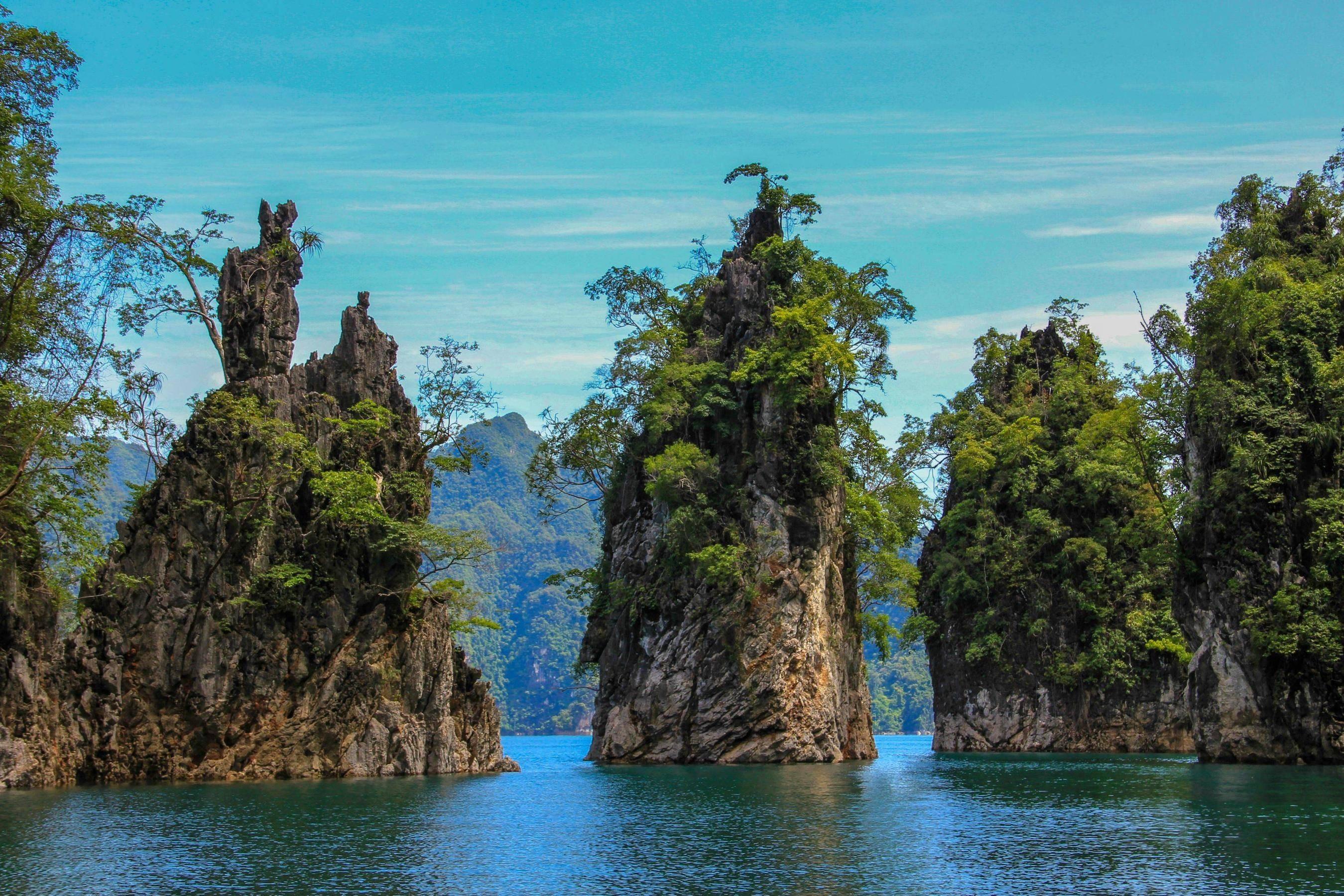 Národný park Khao Sok