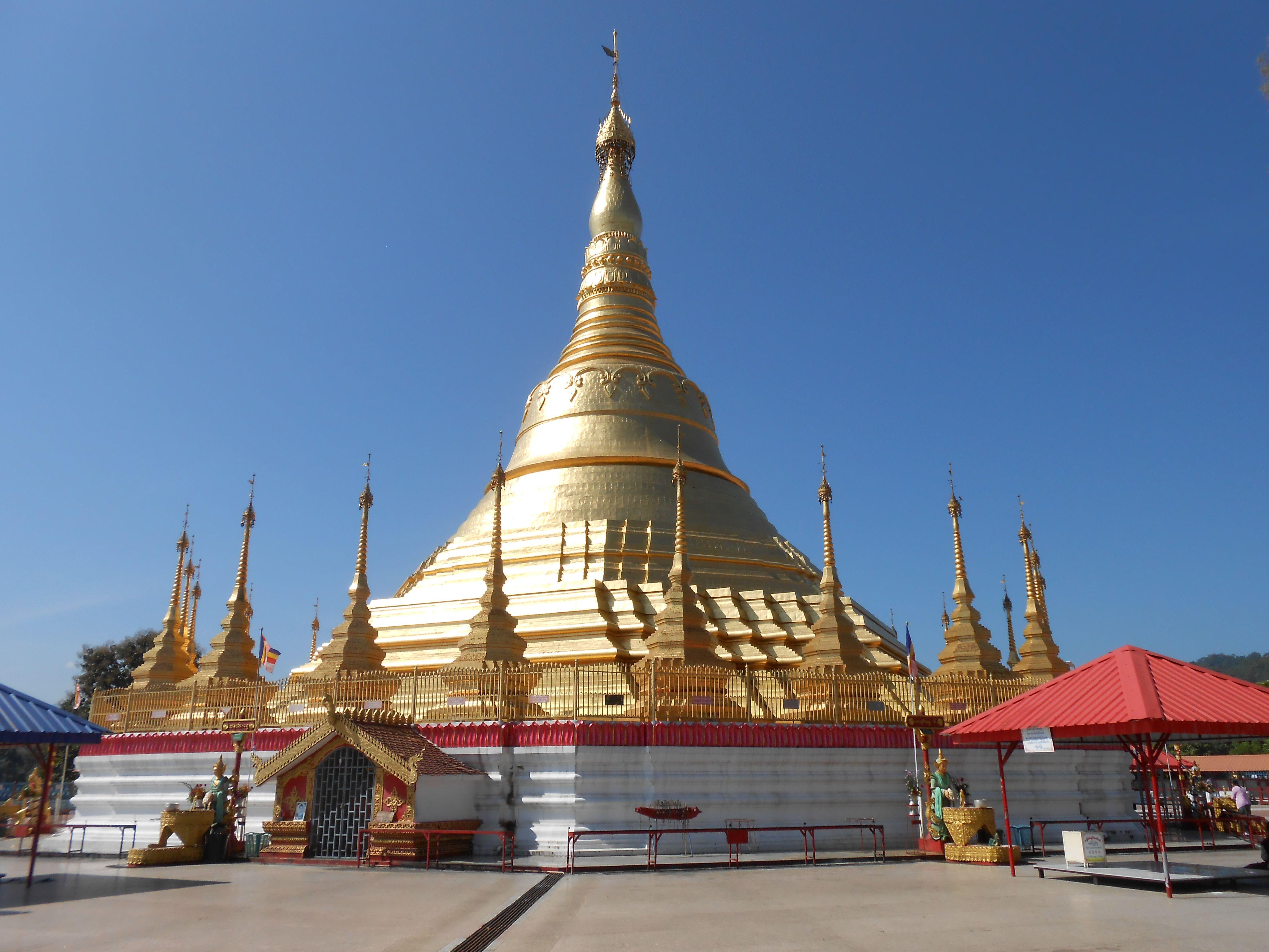 Návšteva Myanmaru