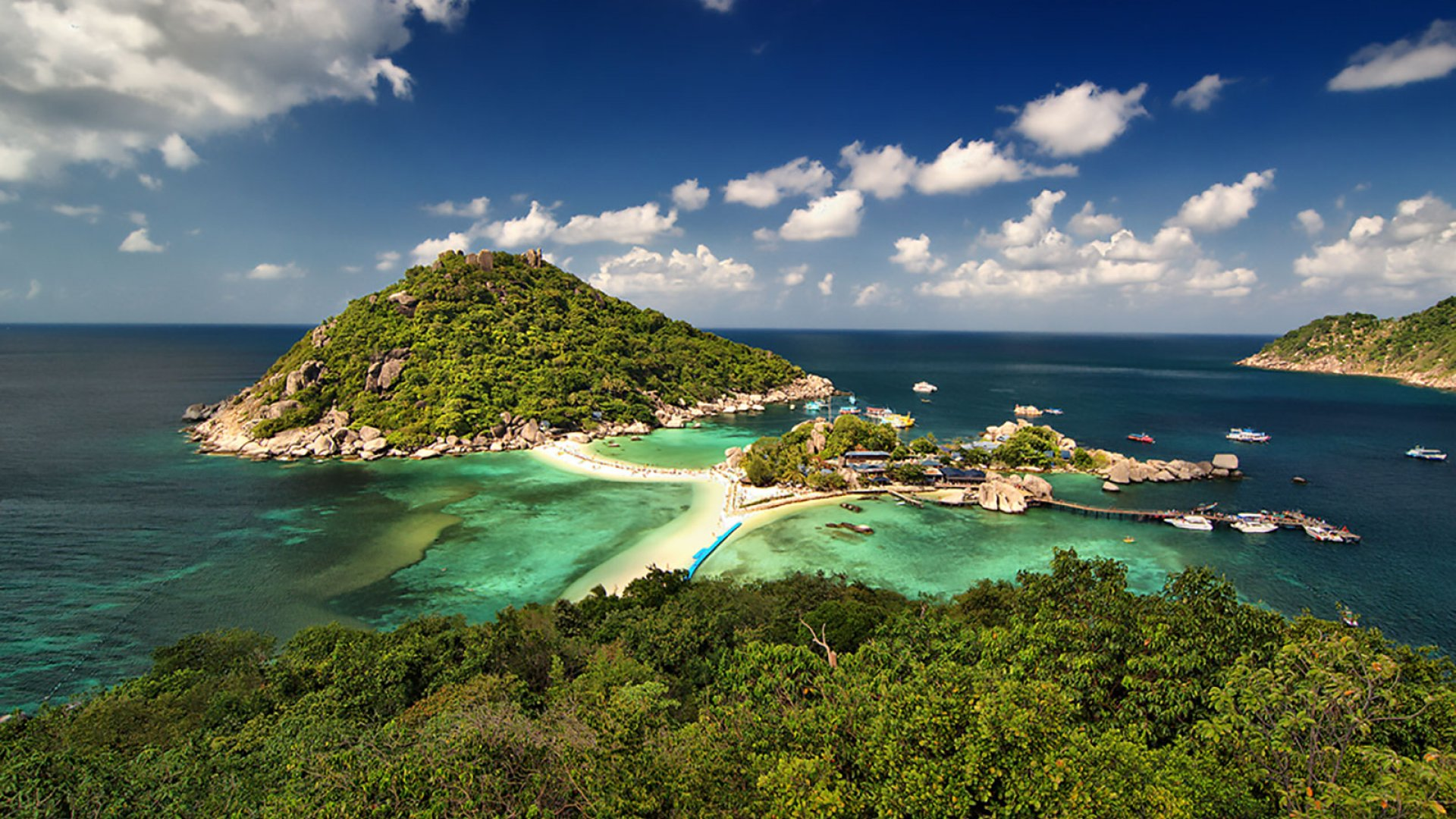 Ostrov Ko Tao