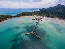 Okruh ostrovom Ko Chang