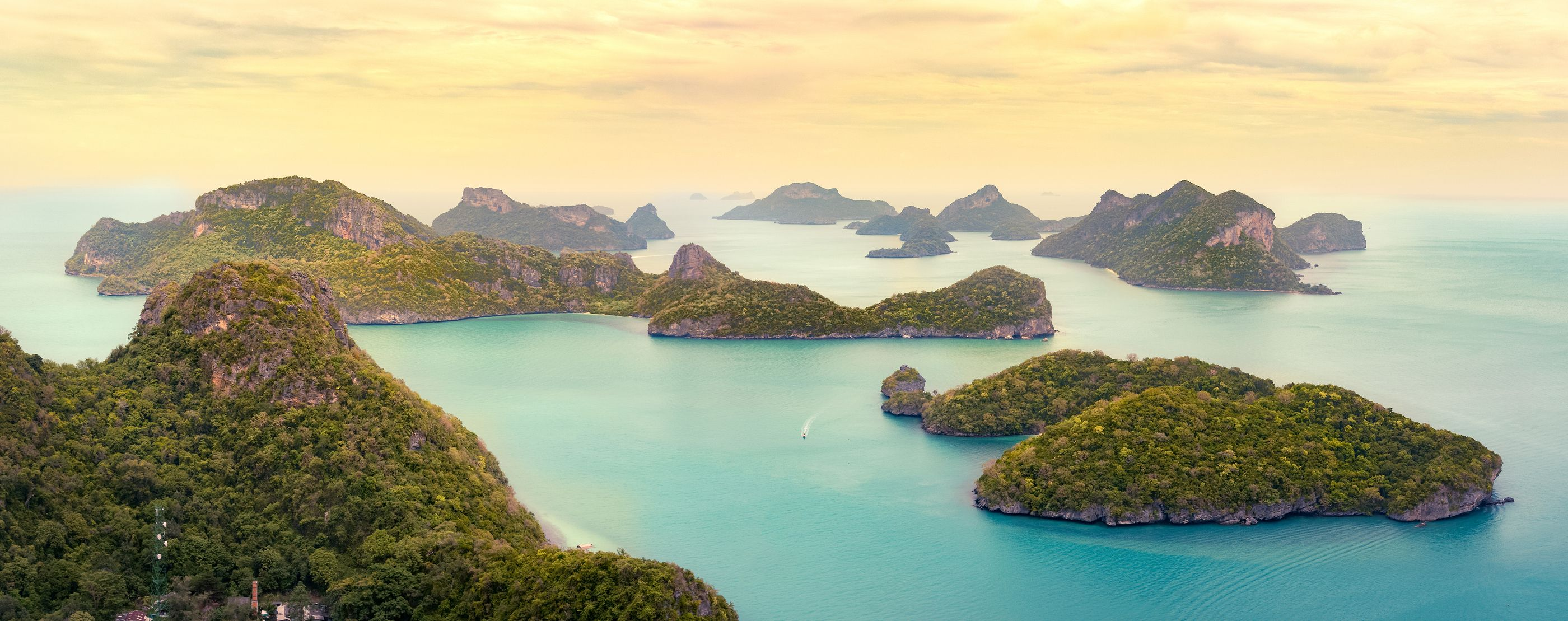 Morský NP Ang Thong