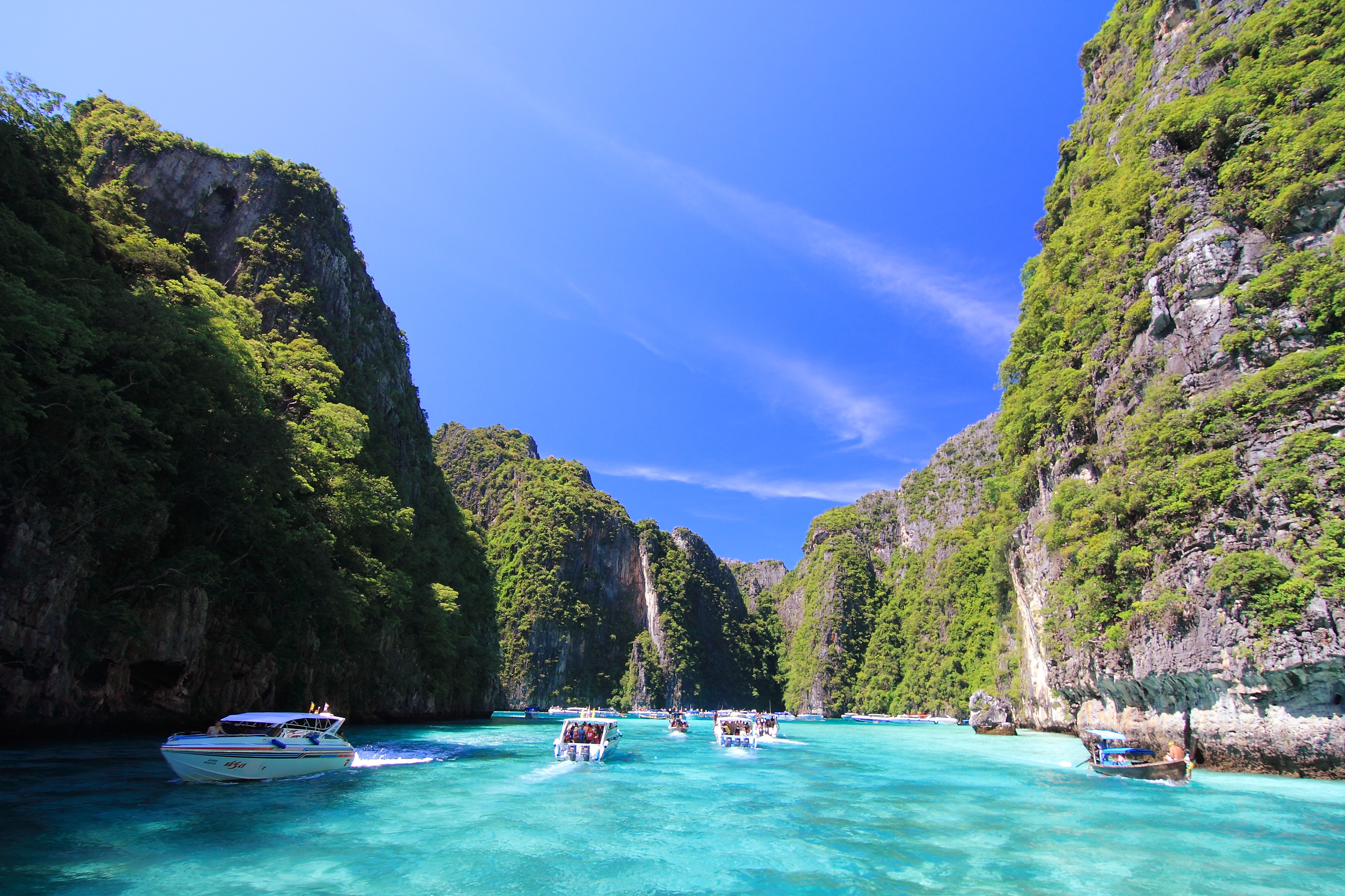Ostrovy Phi Phi