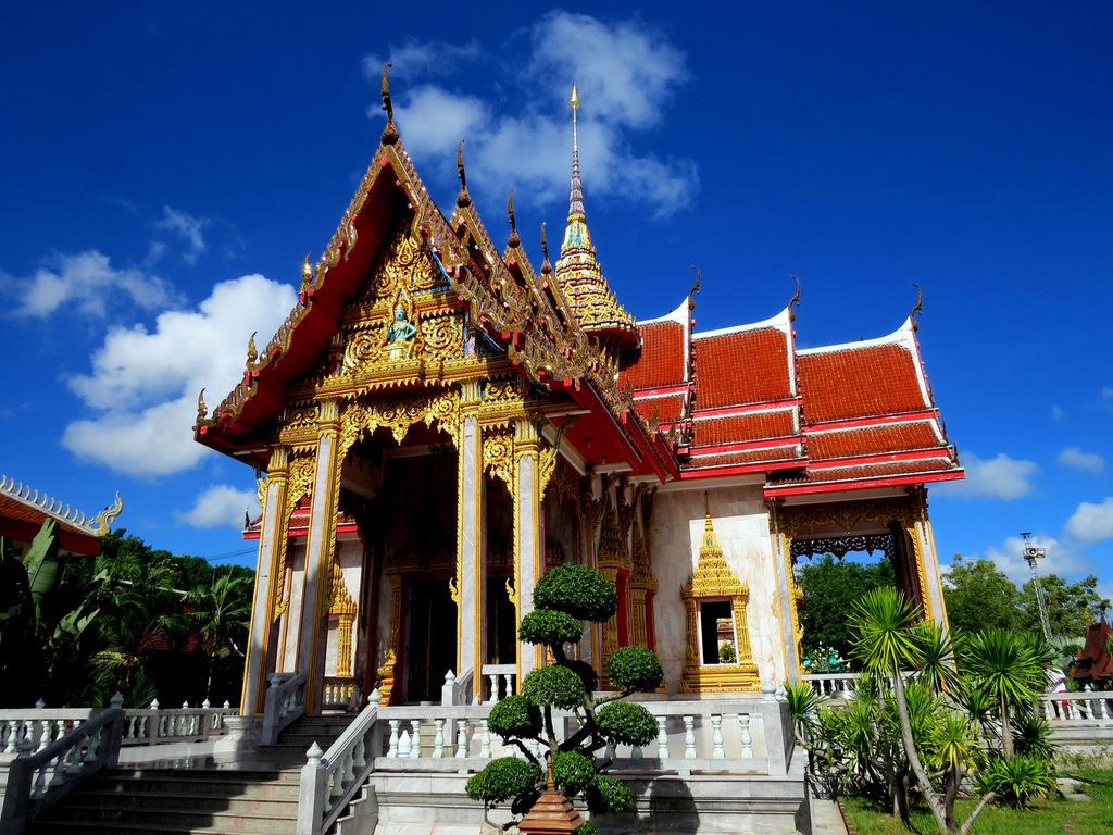 Okruh ostrovom Phuket