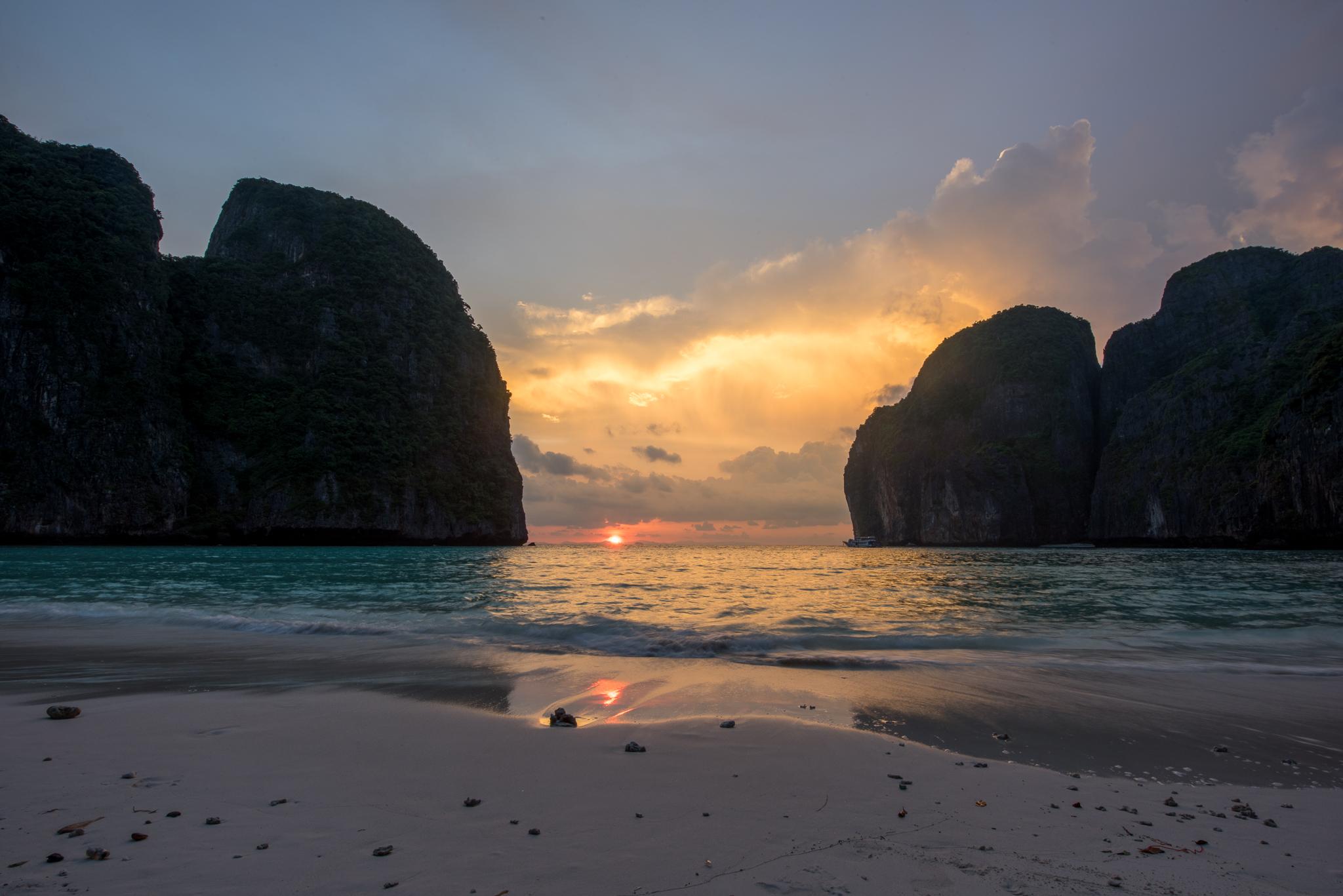 Ostrov Phi Phi Leh