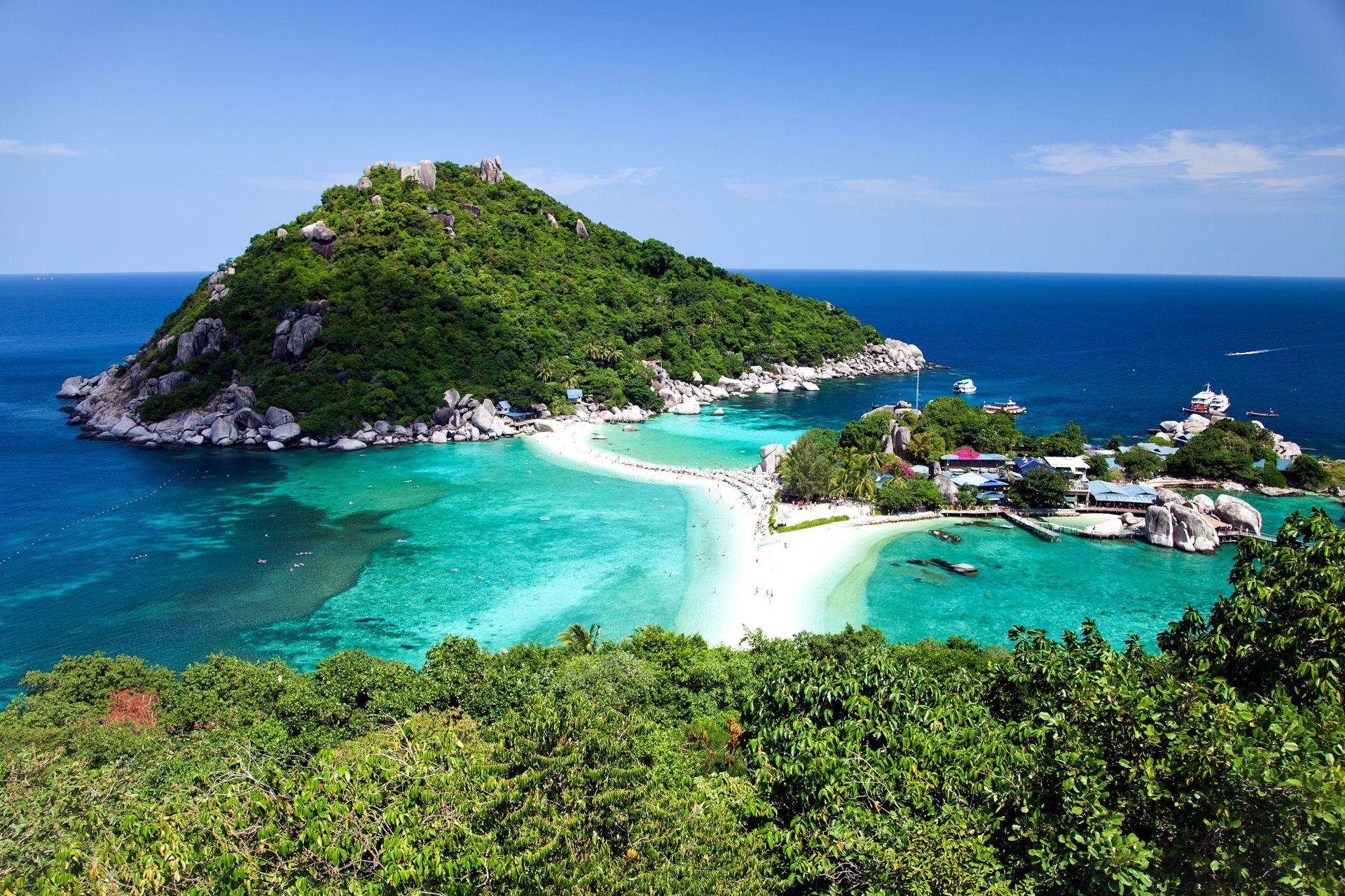 Súostrovie Koh Nang