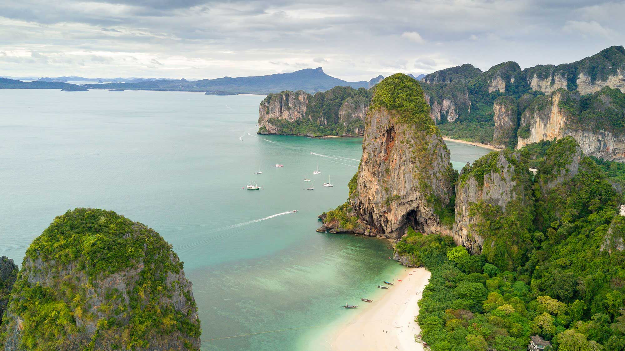 Ostrov Ko Phangan
