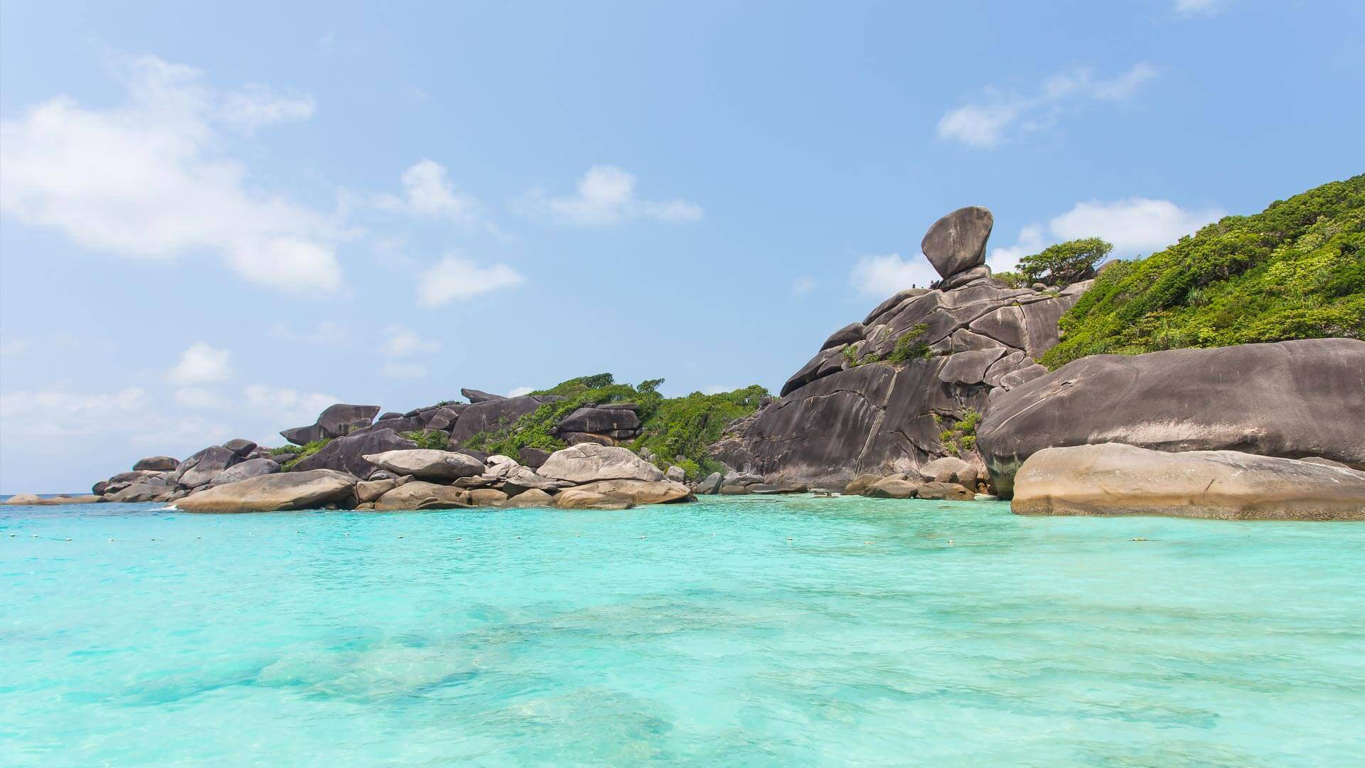 Similánske ostrovy