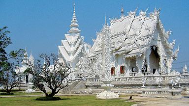 Veľký okruh severným Thajskom