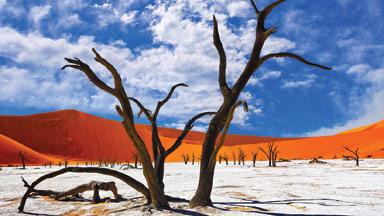 To najlepšie z Namíbie