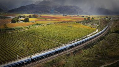 Shongololo Express - The Southern Cross