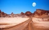 Drsná krása: V nejsušší poušti světa trénuje NASA na lety na Měsíc