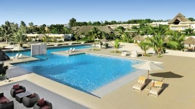 Gold Zanzibar Beach House & Spa ***** Kendwa - severné pobrežie