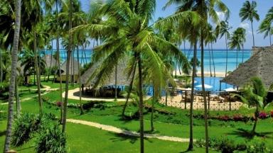 Ocean Paradise Resort & Spa **** Kiwengwa - severovýchodné pobrežie