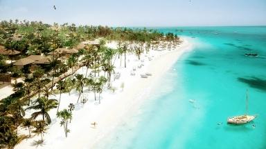 Zuri Zanzibar Hotel & Resort ***** KENDWA - SEVERNÉ POBREŽIE