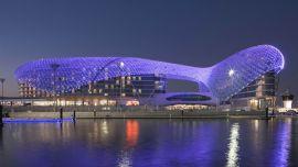 The Yas Viceroy Hotel *****, Abu Dhabi