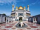 Borneo - Sarawak - Brunej - Sabah