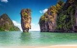 Jaké jsou nejkrásnější pláže Thajska? Zahrály si v bondovce a některé okupují opice
