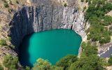Největší diamantové doly světa: Podívejte se na obrovské díry, nad kterými se nesmí létat