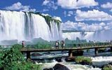 Argentina: Tam, kde hřmí Ďáblův chřtán a vlaky jezdí do nebes