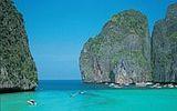 """Filmová """"Pláž"""" existuje, patří k nejoblíbenějším turistickým cílům Thajska"""