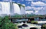 Hřmící vodopády Iguacu: Nejpůsobivější je Ďáblův chřtán, údajný vstup do pekla