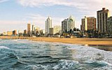 Kde svítí slunce 230 dní v roce? Zkuste jihoafrickou riviéru Durban