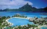 Nejkrásnější a nejluxusnější místo světa? V anketách často vítězí Bora Bora