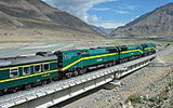 Super výlet vlakem: Z Pekingu do Tibetu nejvýše položenou železnicí světa
