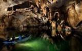 Úplně jiný svět - to je unikátní plavba po tajemné podzemní řece Puerto Princesa