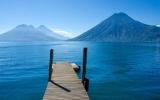 Tajemný Atitlán: Nejkrásnější jezero světa, nad kterým fouká vítr smývající hříchy