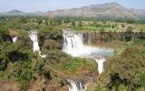 Vodopády Modrého Nilu: Vede k nim 500 let starý most a na šířku mají 400 m