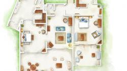Luxury Family Suite - 4