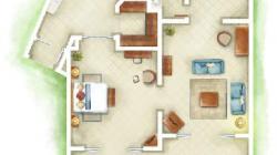 Senior Suite Beach Front - 4
