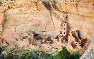 Za tajemným lidem Anasáziů | Mesa Verde