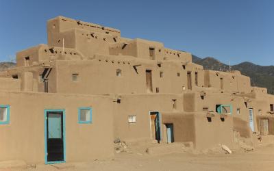 USA | Taos Pueblo