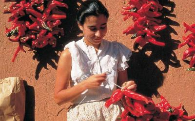 Ikonické chilli papričky | Santa Fe