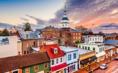 Jedno z nejpůvabnějších městeček Ameriky | Annapolis