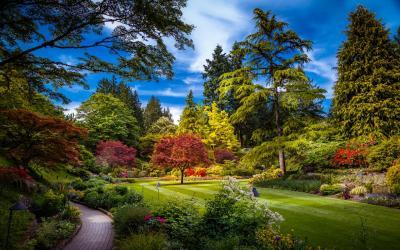 Kanada | Victoria - Butchart Garden