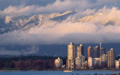 Město, které řada opakovaných průzkumů hodnotí jako nejkrásnější na světě | Vancouver
