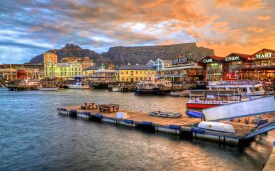 Victoria & Alfred Waterfront | Cape Town