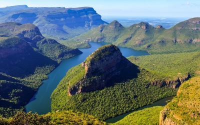 Na hraně třetího největšího kaňonu světa | Blyde River Canyon