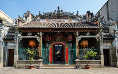 Vietnam | Čínská pagoda