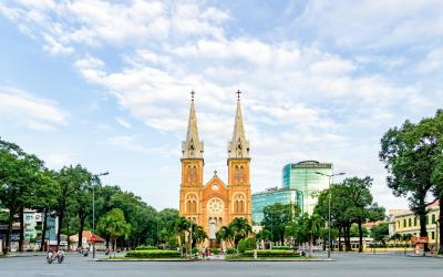 Saigon Cathedrale