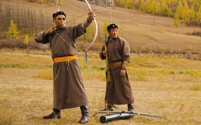 Mongolsko | Step