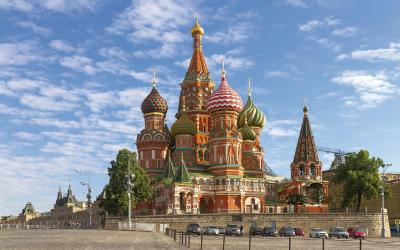 Moskva St. Basil